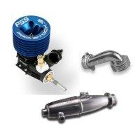 Verbrennermotoren, Ersatzteile & Zubehör