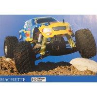 Hachette Nitro Monster Truck (SSK-V2)