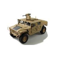 4x4 U.S. Militär Truck 1:10 (22417, 22418, 22420)