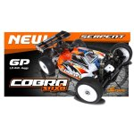 Serpent Cobra SRX8 Buggy GP 1/8 4wd SRX8 Kit