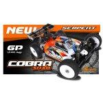Serpent Cobra SRX8 Buggy GP 1/8 4wd SRX8 Kit