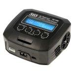 S65 AC Ladegerät LiPo 2-4s 6A 65W Entladen 2A 10W