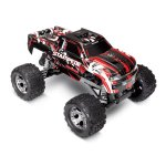 TRAXXAS Stampede rot-X RTR +12V-Lader+Akku 1/10 2WD...