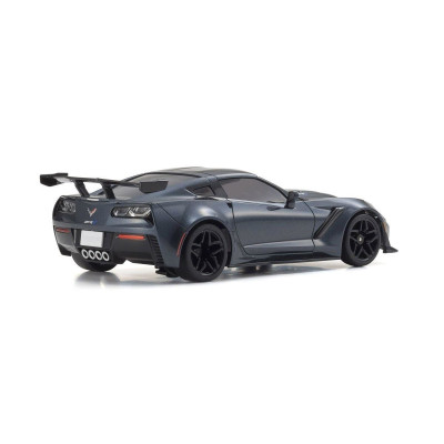 Mini-Z RWD Chevrolet Corvette ZR1 Shadow Grey (W-MM/KT531P)