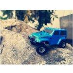 Karosserie AM24 Ranger blau 1:24