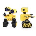 Intelligenter RC-Roboter 2,4GHz, gelb