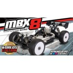 Mugen MBX-8 1/8 4WD OFF-Road Buggy Worlds Edition