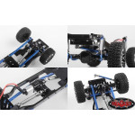 1/24 Rascal All Metal Scale Truck Chassis Set