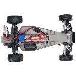TRAXXAS Bandit blauX Buggy RTR mit Akku/+12V Lader 1/10...