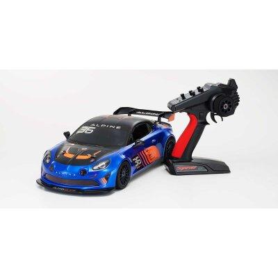 Kyosho FAZER MK2 Alpine GT4 1:10 Readyset