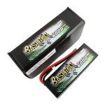 Gens ace Akku LiPo 3S 11.1V-6000-50C(Deans) 139x46x40mm 395g