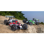 Kyosho Inferno Neo 3.0VE 1:8 RC Brushless EP Readyset - T2 Rot
