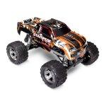 TRAXXAS Stampede orange RTR +12V-Lader+Akku 1/10 2WD...