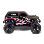 LATRAX Teton 4x4 pink RTR +12V-Lader+Akku