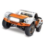 TRAXXAS Unlimited Desert Racer 4x4 VXL Fox-Edition RTR + LED