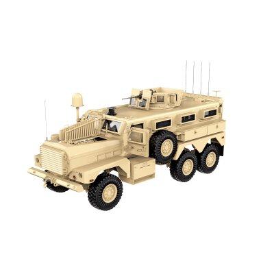 US-Miltitärfahrzeug MRAP 6x6 1:12 RTR