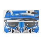 Shockflyer Edge 540V3 3mm blau