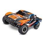 TRAXXAS Slash VXL orangeX RTR ohne Akku/Lader 1/10 2WD...