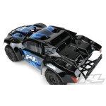 Pro-Line Flo-Tek Fusion Karo schwarz Pre-Cut