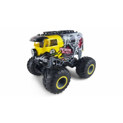 Crazy Bus Monster Truck 1:16 RTR gelb