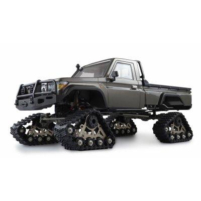 AMXRock RCX8PT Scale Crawler Pick-Up 1:8, RTR grau