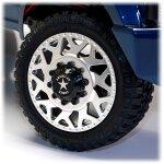 Ford F450 SD Blau 4WD 1/10 RTR