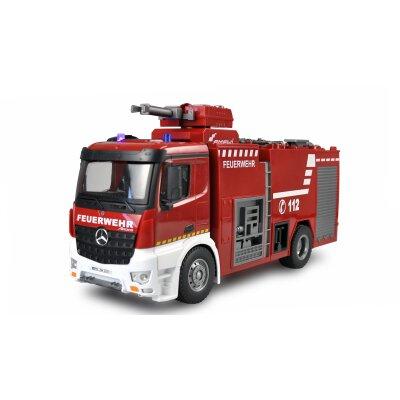 Mercedes-Benz Feuerwehr Löschfahrzeug 1:18 RTR