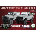 RC4WD Gelande II Truck Kit W/ 2015 Land Rover Defender