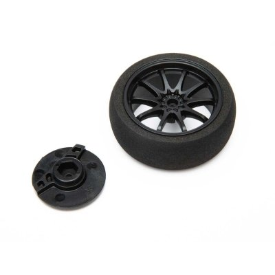 Small Wheel - Black DX5Pro 6R