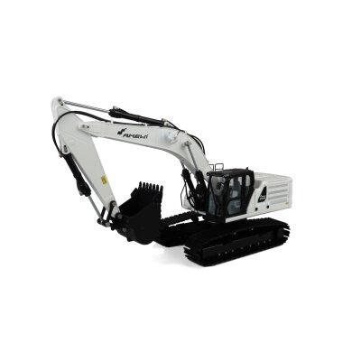 Vollmetall Hydraulikbagger G101H 1:16 RTR weiß