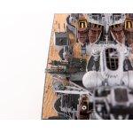 Schlachtschiff Bismarck 1:200 Bausatz