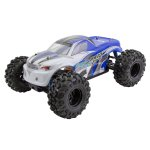Monster Truck One10 4WD Brushless RTR Modellauto M1:10 blau