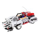 Teknotoys Active Bricks RC 2in1 Sportwagen-Set grau mit...
