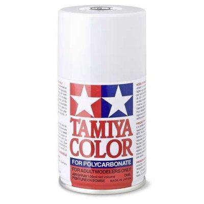 Tamiya Lexanfarbe PS-1 Weiß / White