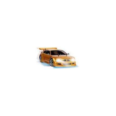 BMW M3 GTR ( TS-4N ) Bauteil der Hachette Sammelserie Ausgabe 21, unlackierte Karosserie