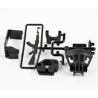 EXO Chassis Component Mounts