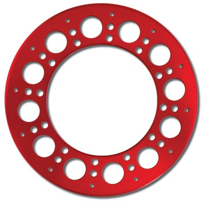 Holey Rollers Beadlock Ring (Rot) (2Stk.)