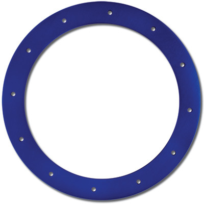 Axial Bead Lock Rings (Blau) (2Stk.)