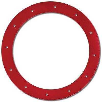 Axial Bead Lock Rings (Rot) (2Stk.)
