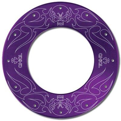 Skulls Beadlock Ring (Lila) (2Stk.)