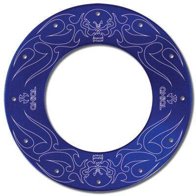 Skulls Beadlock Ring (Blau) (2Stk.)