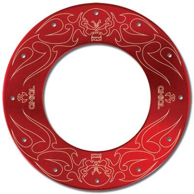Skulls Beadlock Ring (Rot) (2Stk.)