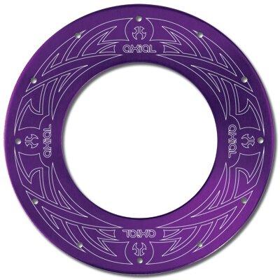 Tribal Beadlock Ring (Lila) (2Stk.)