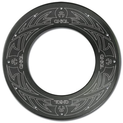 Tribal Beadlock Ring (Grau) (2Stk.)
