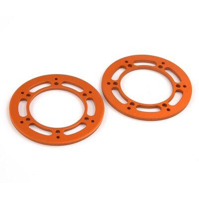 2.2 Rock Beadlock Ring - Orange (2Stk.)