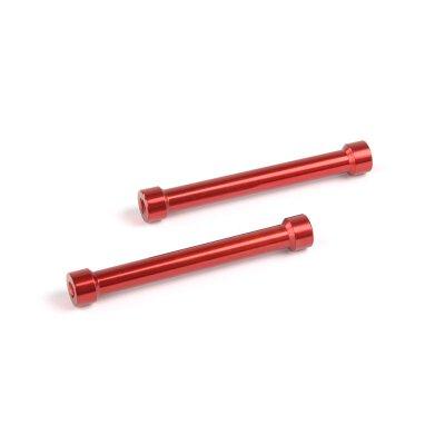 7x50mm Steher - Rot (2Stk.)