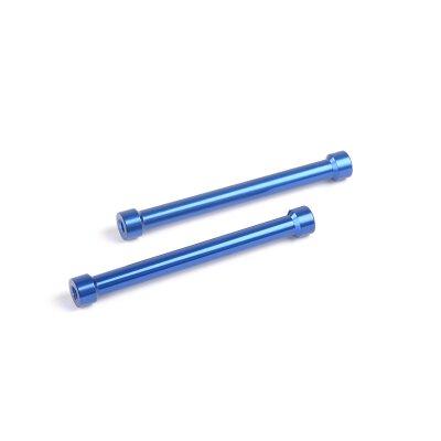 7x60mm Steher - Blau (2Stk.)