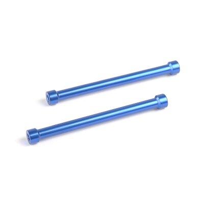 7x70mm Steher - Blau (2Stk.)