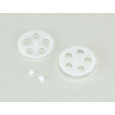 Main Gear and Pinion Gear Set (2): Chronos CX 75