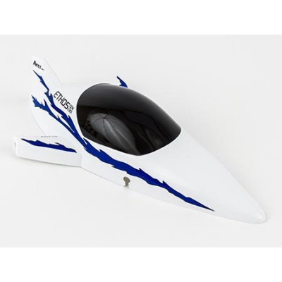 Body/Canopy, Blue: Ethos QX 130